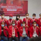 Foto: DPC GMNI Kabupaten Tangerang periode 2020-2022 resmi dilantik.