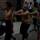 Foto: Polsek Sepatan bubarkan kontes sabung ayam, sejumlah orang diamankan. (dok.infotangerang.co.id)