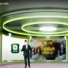 Foto: Tangkapan layar di link Zoom di Milad RS Sari Asih Group ke-40 tahun yang digelar secara virtual. (dok. RS Sari Asih Group)