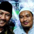 Foto: Ketua Ormas Paku Banten DPC Tangsel, Sulaeman Kobra (kiri).