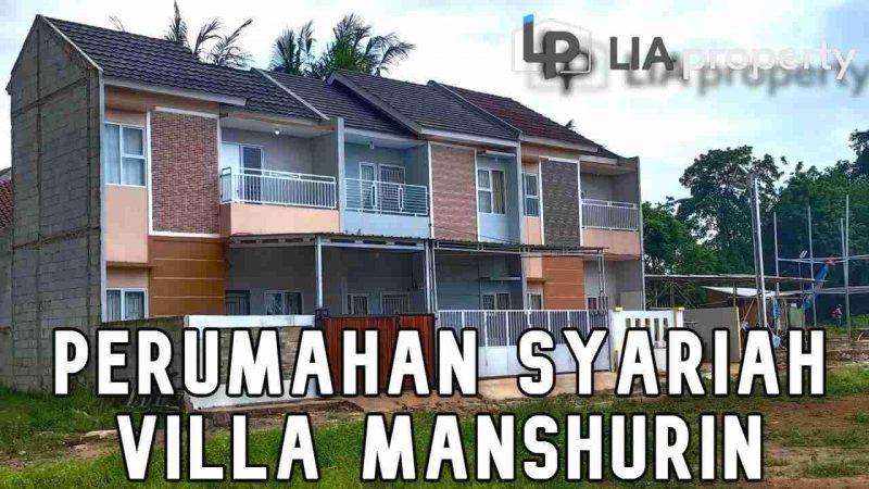 Foto: Perumahan Villa Manshurin di Kampung Jungkel, Tanjakan Mekar, Kecamatan Rajeg, Kabupaten Tangerang. (dok. Perumahan Syariah Villa Manshurin)