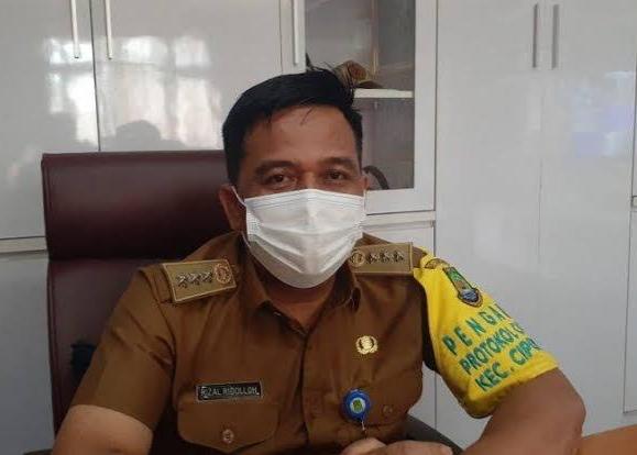 Camat Cipondoh Kota Tangerang, Rizal Ridolloh. (dok. KJK)