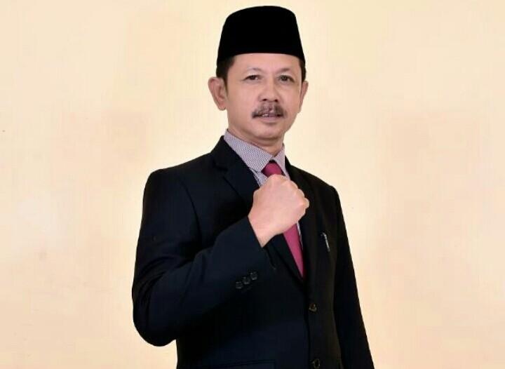 Suherman, calon Kepala Desa Jambu Karya, Kecamatan Rajeg. (dok. infotangerang.co.id)