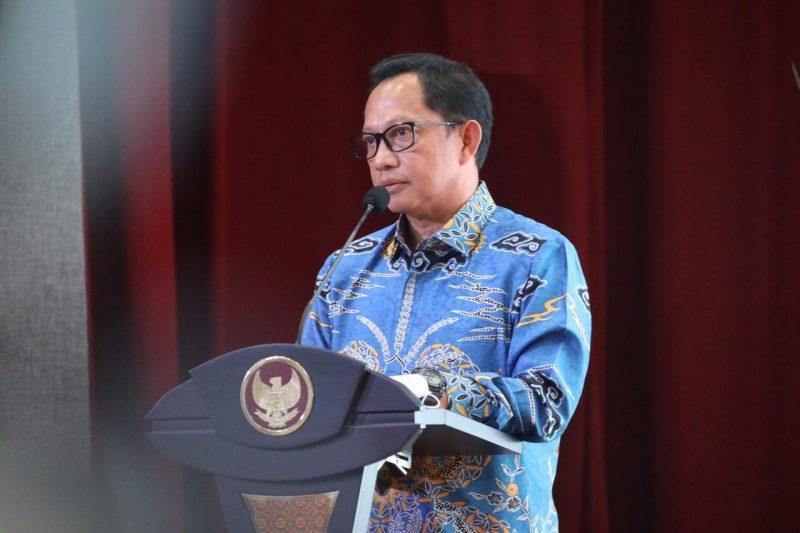 Mendagri Muhammad Tito Karnavian (dok. Puspen Kemendagri)