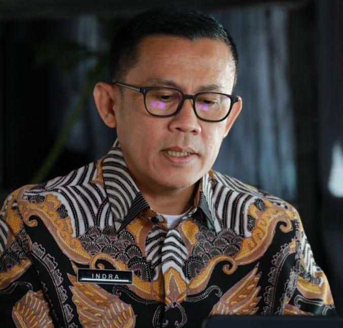 Sekretaris Ditjen Bina Adwil Kemendagri, Indra Gunawan. (dok. Puspen Kemendagri)