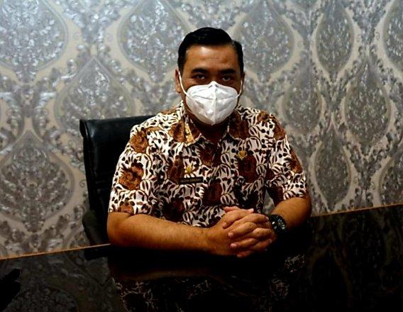 Kepala Dinas PMPD, Dadan Gandana. (Diskominfo Kab. Tangerang)