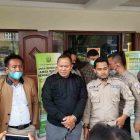 Tim kuasa hukum PT Restu Berkah Karya. (dok. infotangerang.co.id)
